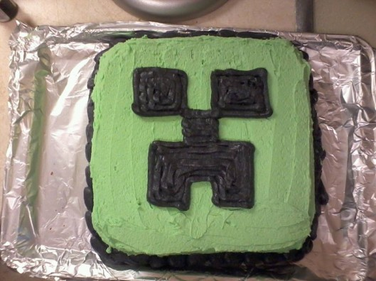 Owen's creeper cake