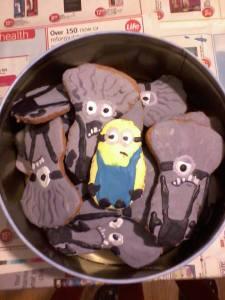 MOAR minion cookies