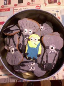 MOAR minion cookies